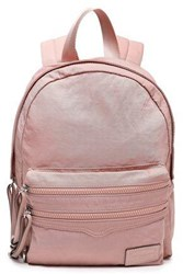 Rebecca Minkoff Woman Shell Backpack Antique Rose