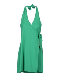 Vanda Catucci Short Dresses Green