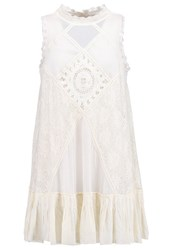 Free People Summer Dress Ivory Off White