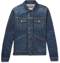 Tom Ford Denim Jacket Indigo