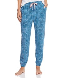 Calvin Klein Woven Viscose Pajama Pants Etched Animal