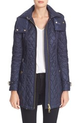 Burberry Women's Brit 'Bellbridge' Quilted Trench Parka