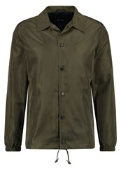 Only And Sons Onscoach Summer Jacket Olive Night