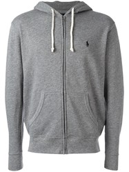 Polo Ralph Lauren Classic Hooded Sweatshirt Grey
