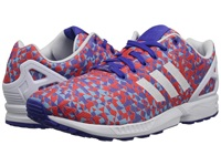 Adidas Zx Flux Weave Night Flash White Black Men's Running Shoes Pink