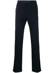 Paul Smith Ps Slim Fit Trousers Blue