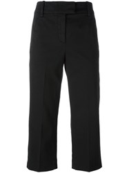 Dondup Ivy Cropped Trousers Black