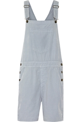 Current Elliott The Shirley Corduroy Overalls