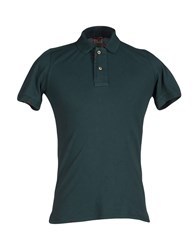 H953 Polo Shirts Dark Blue