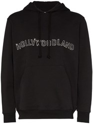 Nasaseasons Hollywood Graphic Hoodie Black