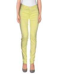 Kocca Trousers Casual Trousers Women Acid Green