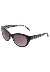 Anna Field Sunglasses Clear Black Zebra