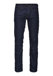 Jack And Jones Jack And Jones Jjclark Straight Leg Jeans Blue Denim
