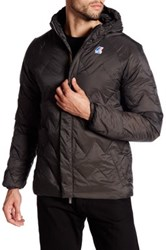 K Way Georges Light Thermo Jacket Gray