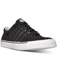 K Swiss Women's Surf N Turf Casual Sneakers From Finish Line Black White