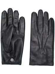 N.Peal 007 Leather And Cashmere Lined Gloves 60