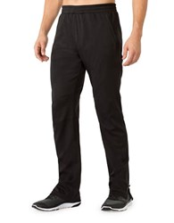 Mpg Second Wind Active Zipped Cuffs Pants Black