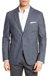 Flynt Men's Draper Herringbone Sport Coat