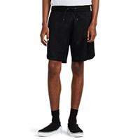 Givenchy Cotton Terry Soccer Shorts Black