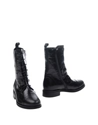 Giancarlo Paoli Ankle Boots Black