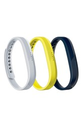 Fitbit Flex 2 3 Pack Accessory Bands