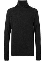 Lost And Found Rooms Turtleneck Sweater Grey