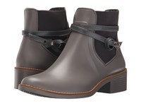 Bernardo Peony Rain Driftwood Women's Pull On Boots Brown