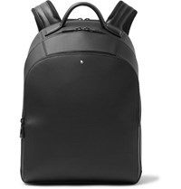 Montblanc Extreme 2.0 Leather Backpack Black