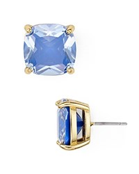 Kate Spade New York Square Stud Earrings Royal Blue