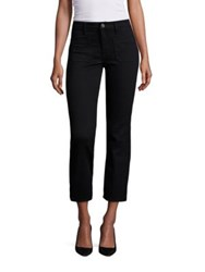 Joie Laney Cropped Flared Jeans Caviar