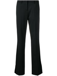 Cambio Side Panels Trousers Black
