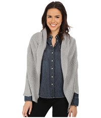 Ariat Rachel Cardigan Heather Grey Women's Sweater Gray