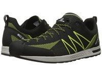 Scarpa Iguana Black Lime Men's Shoes