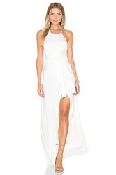 Rachel Pally Kaia Maxi Dress White