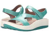 Bionica Cybele Turquoise Women's Sandals Blue