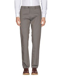 Seventy By Sergio Tegon Casual Pants Light Brown