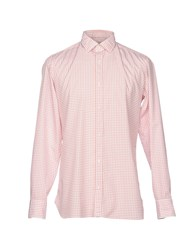 Giampaolo Shirts Coral