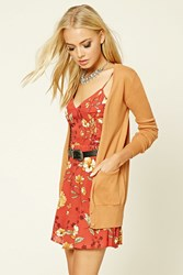 Forever 21 Button Front Cardigan