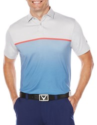 Callaway Opti Soft Golf Performance Polo Moonlight