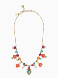 Kate Spade Garden Party Necklace Multi