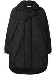 Our Legacy Oversized Raincoat Black