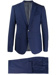 Emporio Armani Fitted Two Piece Suit 60