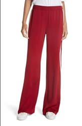 Elizabeth And James Kelly Track Pants Ruby White