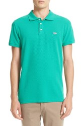 Maison Kitsune Men's Polo