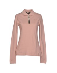 Daks London Polo Shirts Pastel Pink