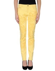 Odd Molly Casual Pants Yellow
