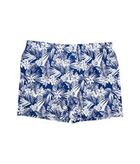 Tommy Bahama Woven Boxer Big All Over Floral Bering Blue Men's Underwear Multi