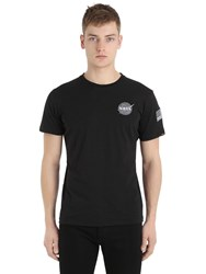 Alpha Industries Nasa Space Shuttle Cotton T Shirt
