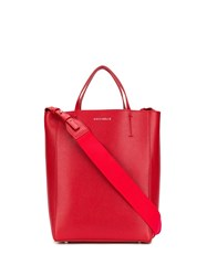 Coccinelle Small Tote Bag Red