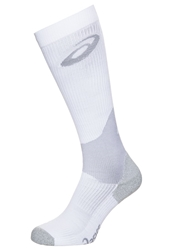 Asics Compression 2200 Knee High Socks Real White